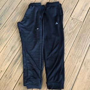 Boys  Athletic Pants size Large, 2 pair